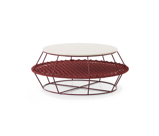 Ziggy XL | Outdoor Low Table by Saba Italia | Coffee tables