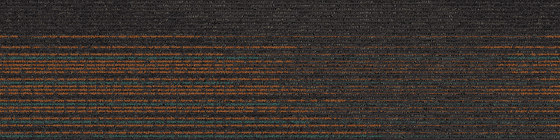 Ground Waves Iron by Interface USA | Carpet tiles