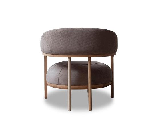 1290 armchair by Tecni Nova | Armchairs