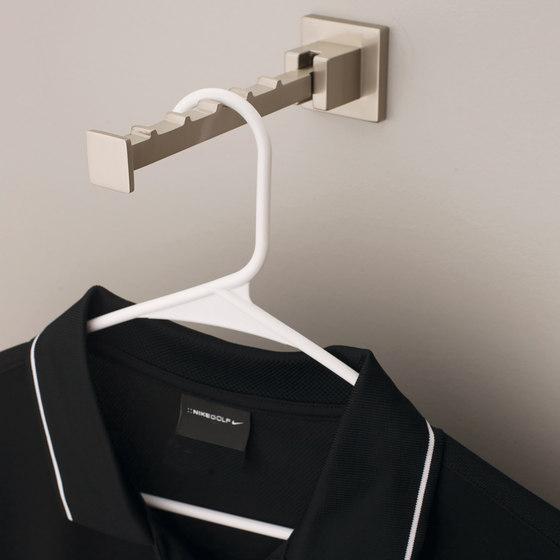 Lineal Valet Hook by Ginger | Towel rails