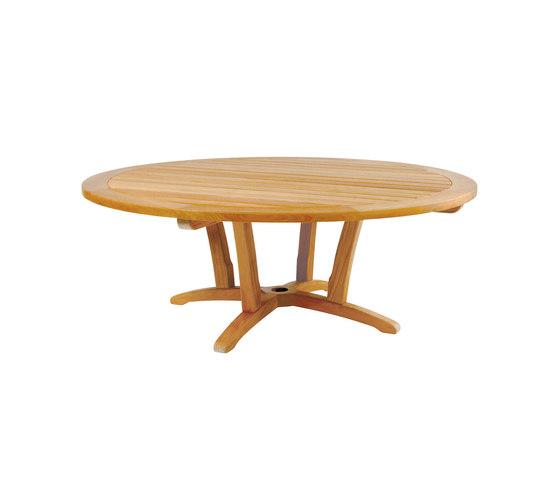 Chat Table de Kingsley Bate | Mesas comedor