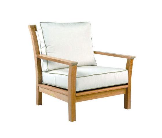 Chelsea Deep Seating Lounge Chair de Kingsley Bate | Sillones