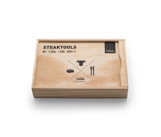 STEAKTOOLS by höfats | Cutlery