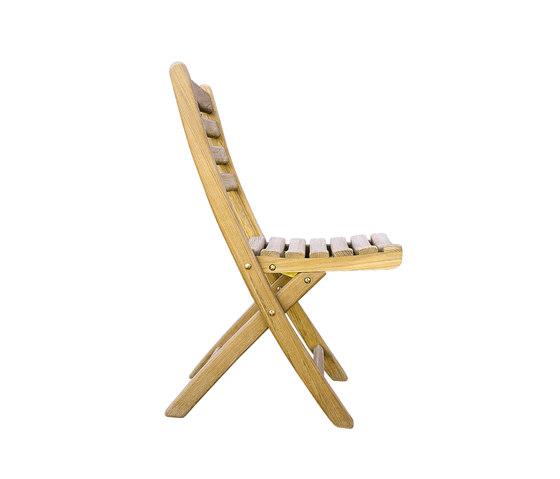 Gearhart Folding Side Chair de Kingsley Bate   Sillas