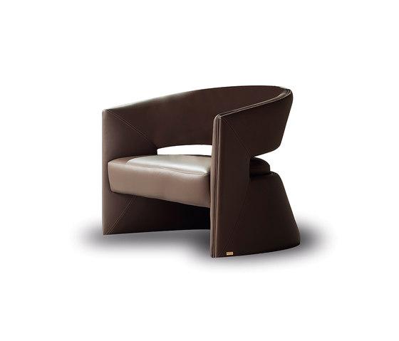 1728 armchair by Tecni Nova | Armchairs