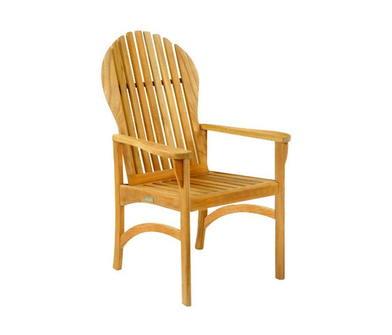 Hampton Dining Chair de Kingsley Bate | Sillas