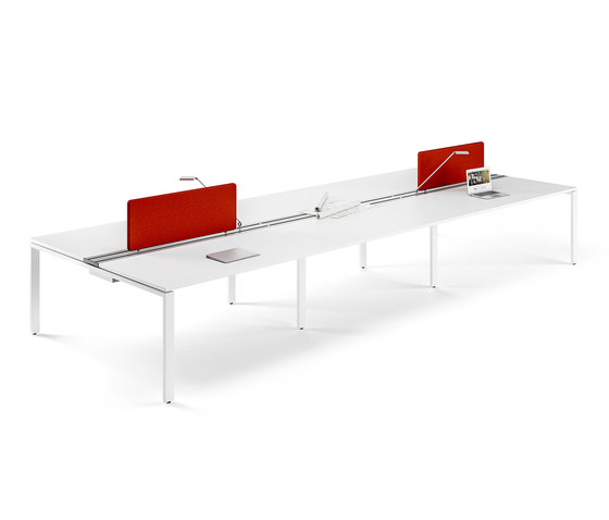 Solos Desk by Assmann Büromöbel | Desks