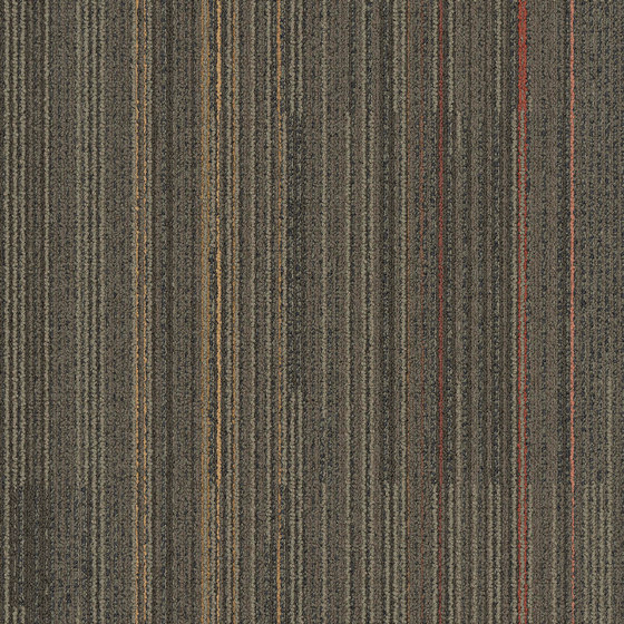 Straight Edge Green by Interface USA | Carpet tiles