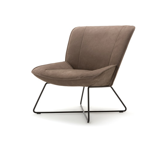 Rolf benz 383 loungesessel von rolf benz architonic for Rolf benz katalog