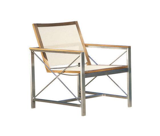 Ibiza Club Chair de Kingsley Bate   Sillas