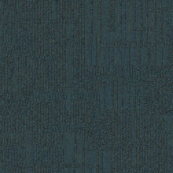 Syncopation Blue Grass by Interface USA | Carpet tiles