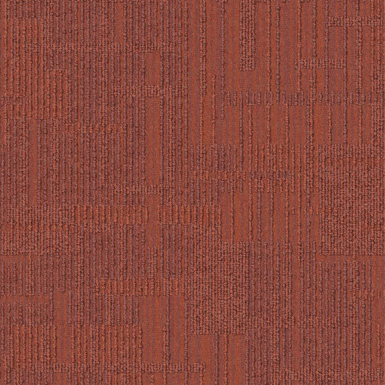Syncopation Coral by Interface USA | Carpet tiles