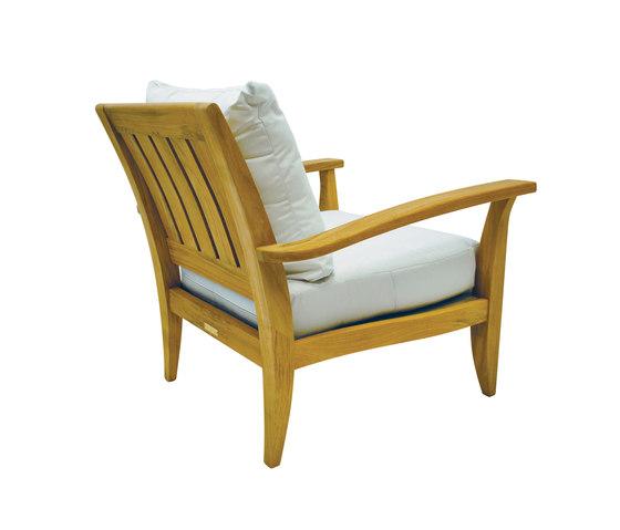 Ipanema Lounge Chair de Kingsley Bate   Sillones