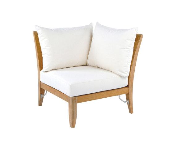 Ipanema Sectional Corner Chair de Kingsley Bate   Sillones
