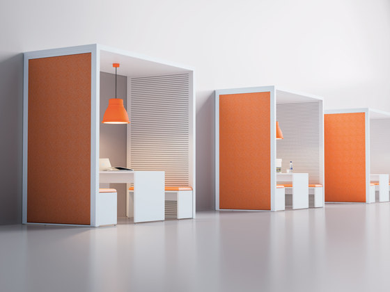 Acoustic Room by Fantoni | Office Pods