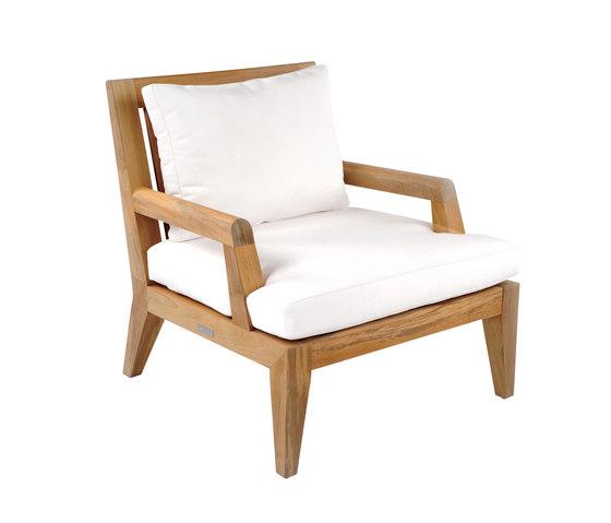 Mendocino Deep Seating Lounge Chair de Kingsley Bate | Sillones