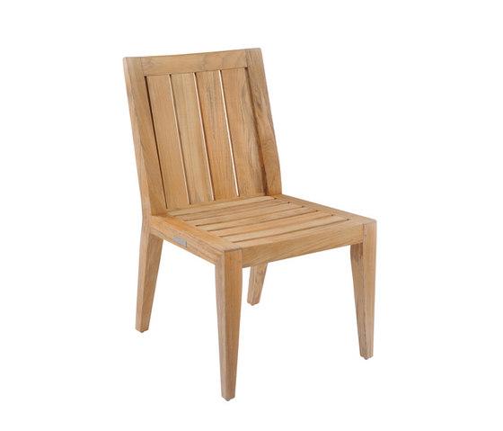 Mendocino Dining Side Chair de Kingsley Bate   Sillas