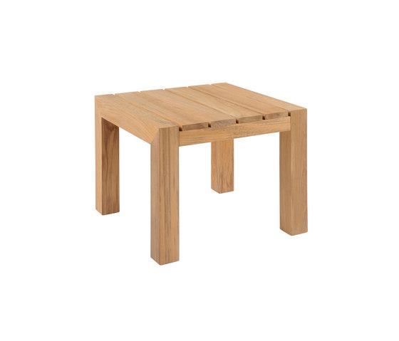 Mendocino Side Table de Kingsley Bate | Mesas auxiliares