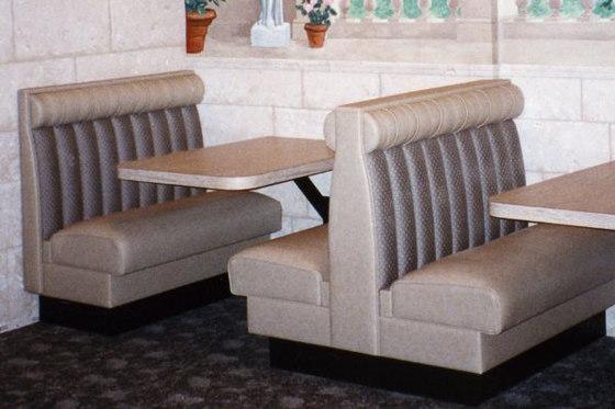 Booth de BK Barrit | Tables et bancs