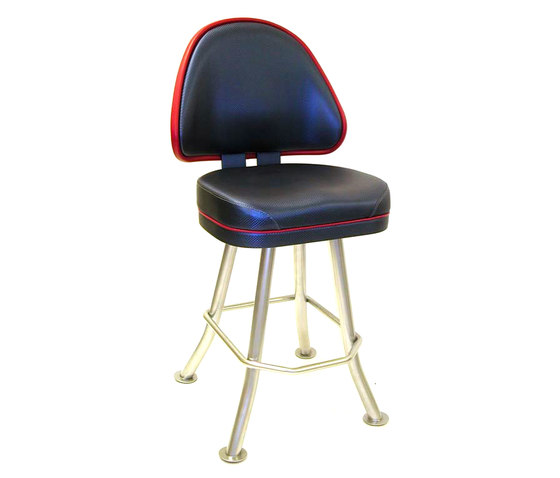 Casino Chair Bar Stools From Bk Barrit Architonic