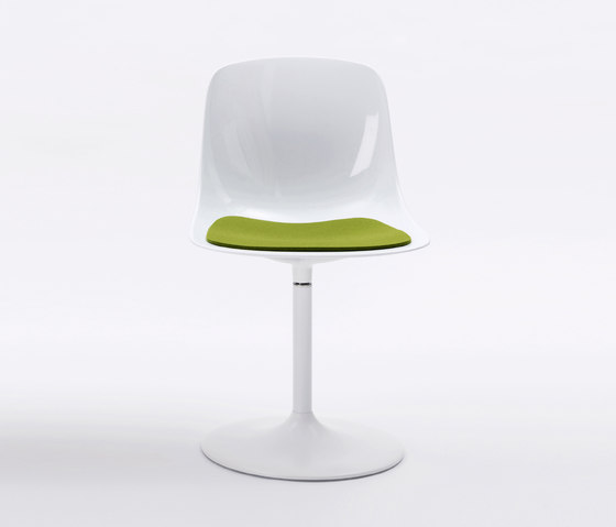 PURE_ALP by FORMvorRAT | Visitors chairs / Side chairs