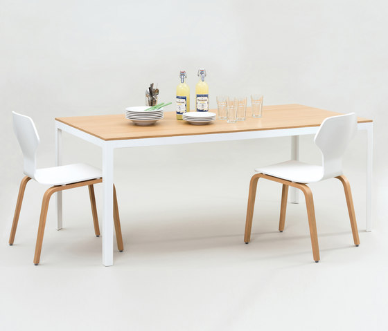 TYPE_L by FORMvorRAT | Dining tables