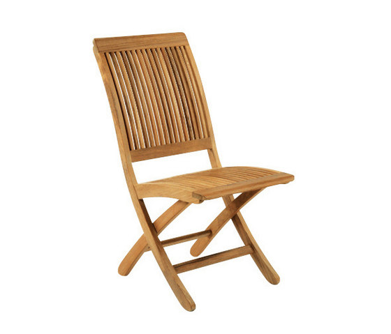 Monterey Folding Side Chair by Kingsley Bate | Chairs