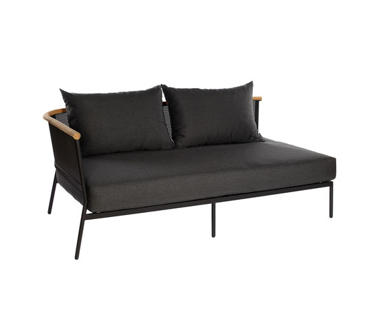Riad 2-Seater Sofa 180cm Arm Left/Right by Oasiq | Sofas