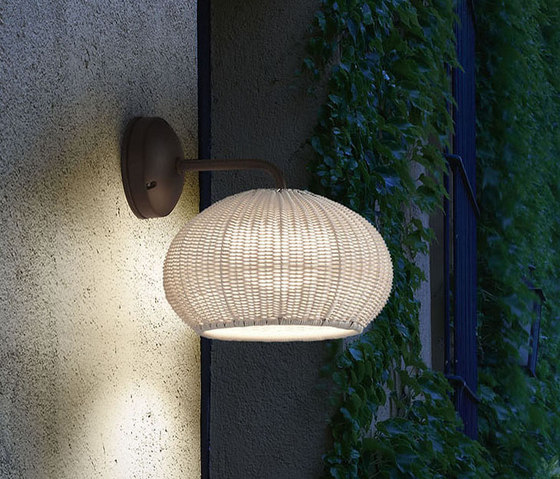 Garota A/01 Outdoor by BOVER | Outdoor wall lights
