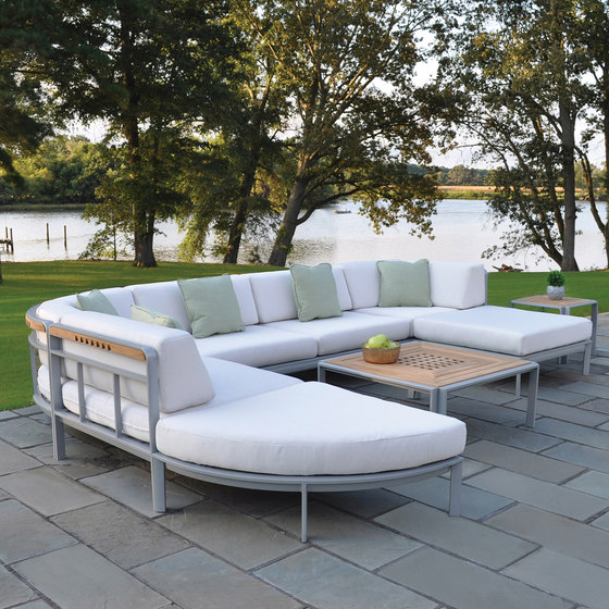Naples Sectional de Kingsley Bate | Muebles cocoon
