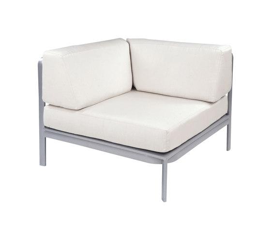 Naples Sectional Square Corner Chair de Kingsley Bate | Sillones