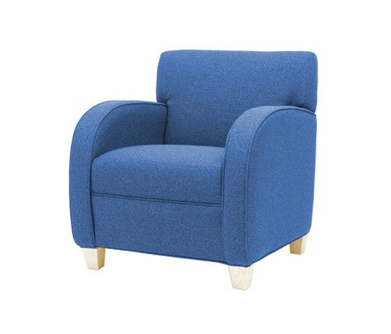 Lounge Chair de BK Barrit   Fauteuils