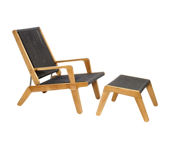 Skagen Deck Chair by Oasiq | Garden armchairs