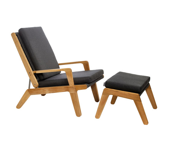 Skagen Deck Chair von Oasiq | Sessel