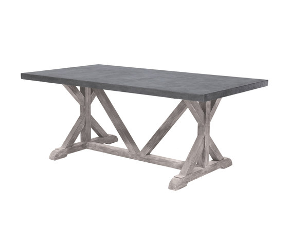 Provence Rectangular Dining Table de Kingsley Bate | Mesas comedor