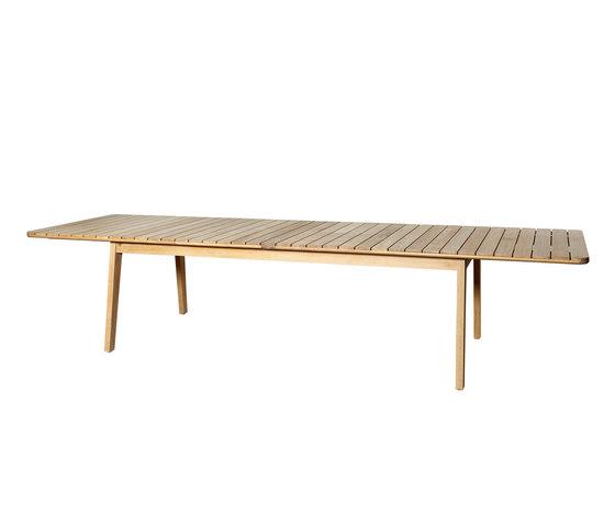 Skagen Extension Dining Table di Oasiq | Tavoli pranzo
