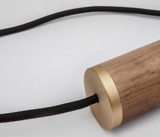Walnut Knuckle Pendant de Tala | Éclairage général