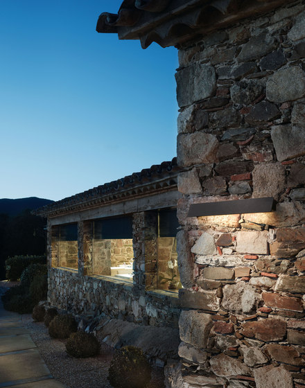 Alba by BOVER | Outdoor wall lights