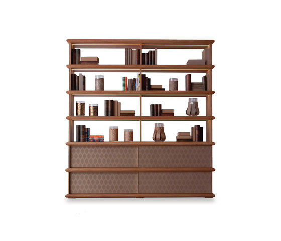 4217/16 bookcase by Tecni Nova | Library shelving