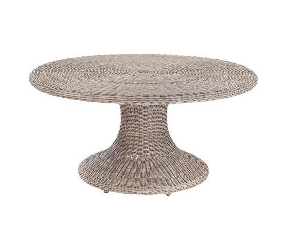 Sag Harbor Round Dining Table de Kingsley Bate | Mesas comedor