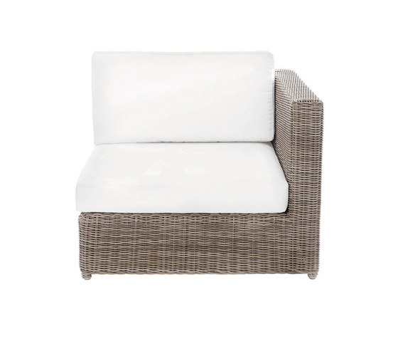 Sag Harbor Sectional Left/Right End Chair de Kingsley Bate | Sillones