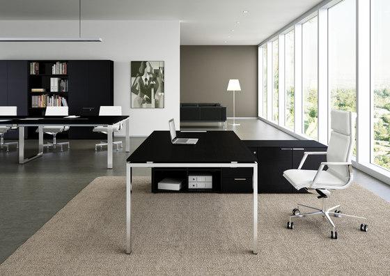 Glider by Bralco | Individual desks