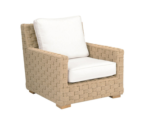 St. Barts Lounge Chair de Kingsley Bate | Sillones