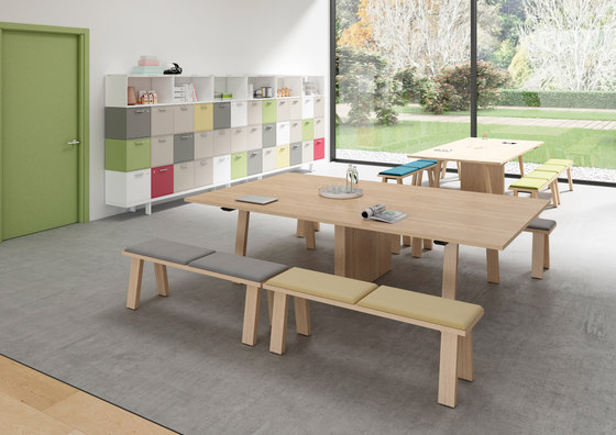 Take Off Farm by Bralco | Contract tables