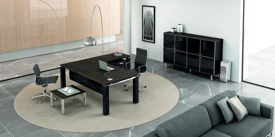 Jet Evo by Bralco | Individual desks