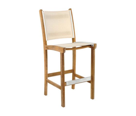 St. Tropez Bar Chair de Kingsley Bate | Taburetes de bar