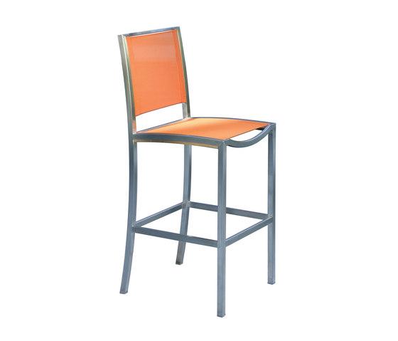 Tiburon Bar Chair de Kingsley Bate   Taburetes de bar
