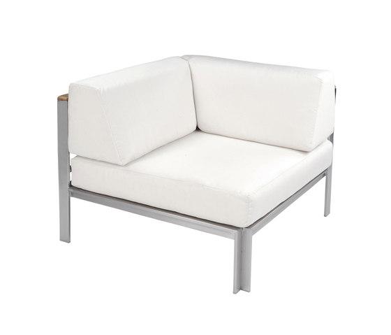 Tivoli Sectional Square Corner Chair de Kingsley Bate | Sillones