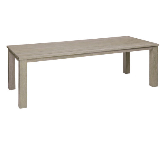 "Tuscany Rectangular Dining Table | 96"" by Kingsley Bate 