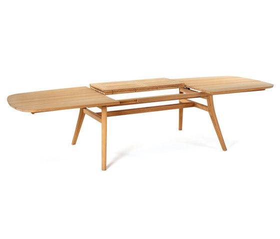 Zidiz ZDZ 320 extendable garden table von Royal Botania | Esstische